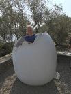A Dalí egg