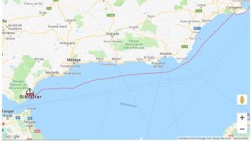 MapCartagenaGibraltar