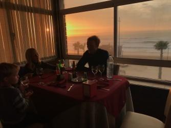 Dinner at Mediyah Plage