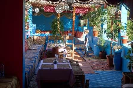We love the terrace