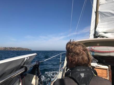 Cape Vert ahead