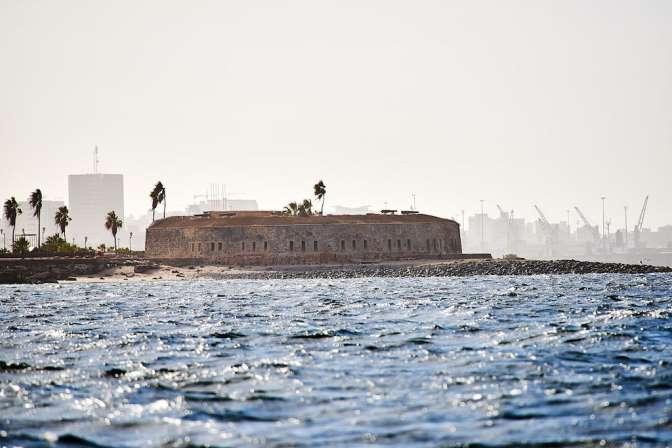 Dakar has a long history of colonization