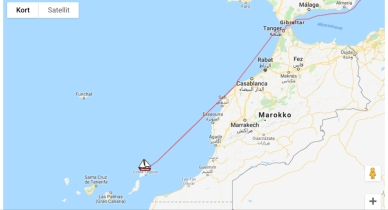 From Tangier to El-Jadida to La Graciosa