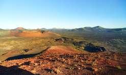 Timanfaya National Parc