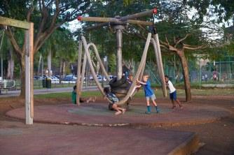 Finally a playground