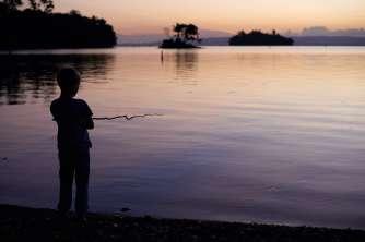 Fishing for piranha