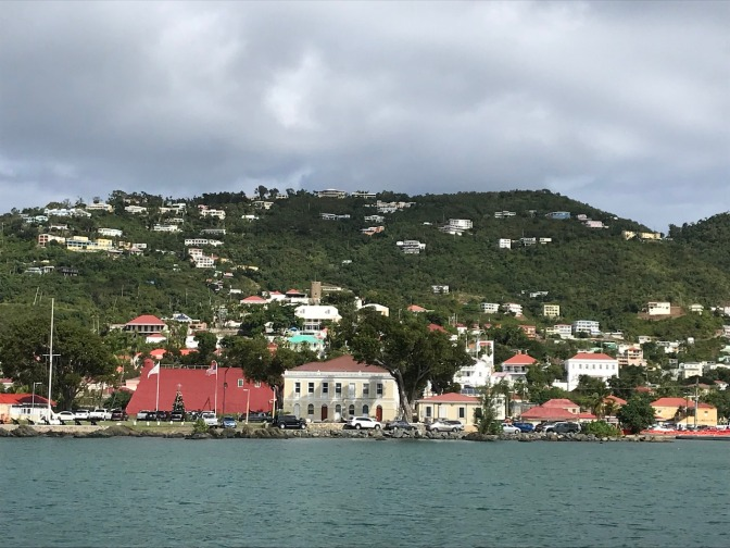 Charlotte Amalie from the Anchorage